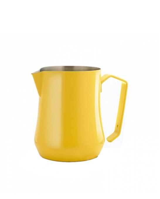 Caffetteria e Latte Art ,Lattiera Tulip Professionale gialla 50 cl