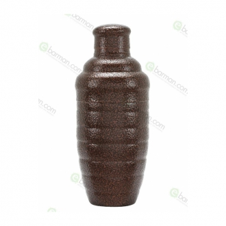 Shakers Cobbler,Linea Economy Shaker Bomb Bronzo Antico 50 cl