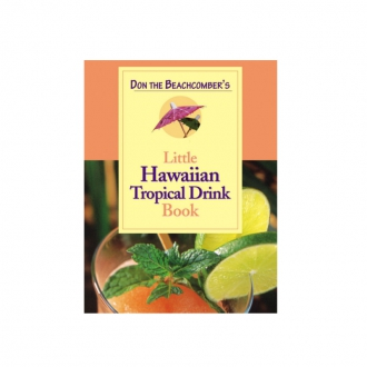 Libri ,Little Hawaiian Tropical Drink Book