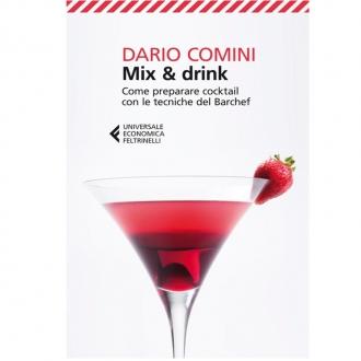 Libri ,Mix & Drink Dario Comini