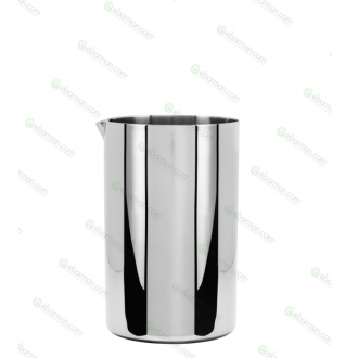 Mixing Glasses ,Mixing glass Acciaio Double Wall in acciaio inox 500 ml Originale Giapponese