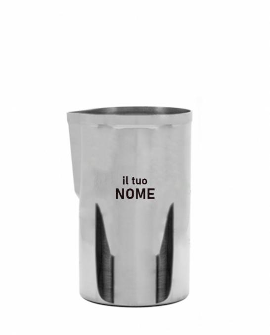 Attrezzatura Barman Personalizzata ,Mixing glass Mr Slim™ personalizzato con nome 580 ml