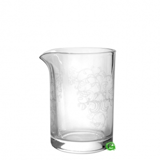 Mixing Glasses,Mixing glass Seamless Lily 350 ml Originale Giapponese