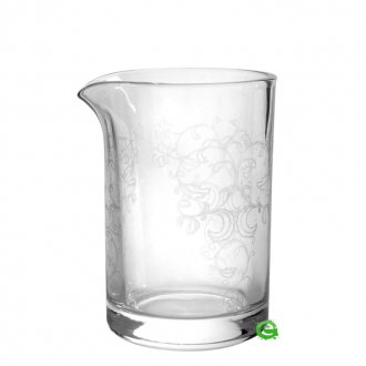 Mixing Glasses ,Mixing glass Seamless Lily 450 ml Originale Giapponese