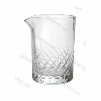 Mixing Glasses ,Mixing glass Seamless Twist 350 ml Originale Giapponese