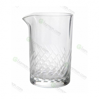 Mixing Glasses ,Mixing glass Seamless Twist 450 ml Originale Giapponese