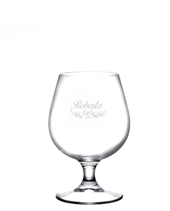 Bicchieri Personalizzati Singoli ,Modello Vittoriano Bicchiere Birra snifter 53 cl 1 pezzo