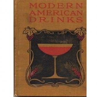 Libri ,Modern American Drinks 1895 Reprint
