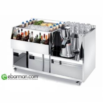 Moduli Bar e Bottigliere ,Modulo Bar M125