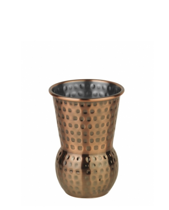 Mug,Mug Martellata Rame Antico a campana 35.5 cl