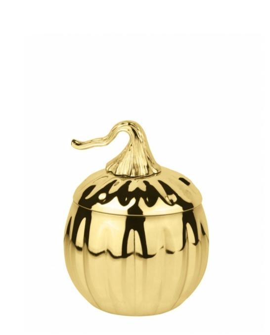Mug,Mug Pumpkin in acciaio color oro 70 cl