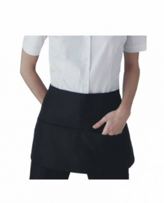 Abbigliamento per Barman ,Parannanza colore nero