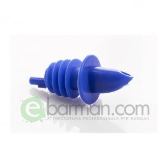 Flair Bottle & Plastic pour ,Plastic Pour Blu conf. 12 tappi