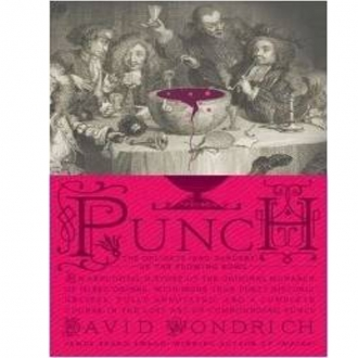 Libri ,Punch by David Wondrich