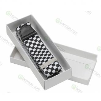 Abbigliamento per Barman ,Reggimanica in stoffa elastica chess
