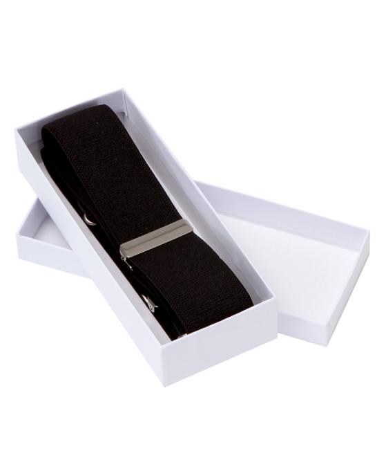Abbigliamento per Barman ,Reggimanica in stoffa elastica Nero