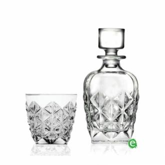 Bicchieri RCR,Set Enigma RCR Whisky 7pz