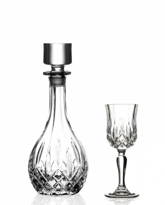 Bicchieri RCR ,Set Opera RCR Liquore 7 pz
