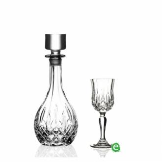 Bicchieri RCR,Set Opera RCR Liquore 7 pz