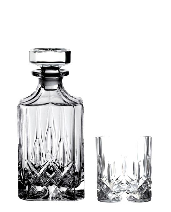 Bicchieri RCR ,Set Opera RCR Whisky 3 pezzi