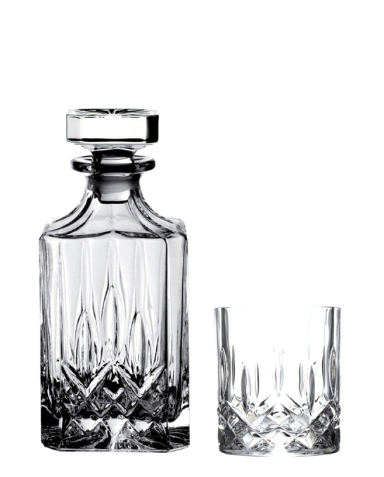 Bicchieri RCR ,Set Opera RCR Whisky 3 pz