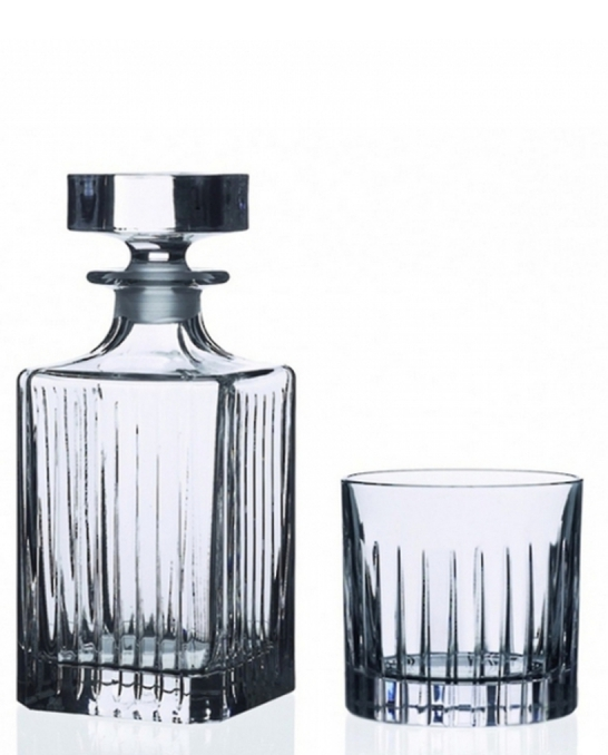 Bicchieri RCR ,Set Timeless RCR Whisky 7 pezzi