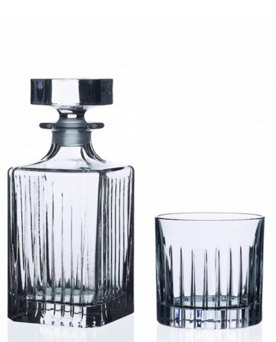 Bicchieri RCR ,Set Timeless RCR Whisky 7pz