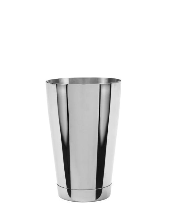 Shakers Boston ,Shaker Boston Bilanciato IRON PRO Premium Mixing Half Tin 600 ml
