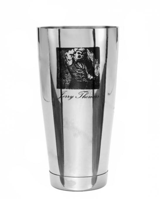 Shakers Boston ,Shaker Boston Bilanciato Premium Mixing Tin 900 ml Jerry Thomas