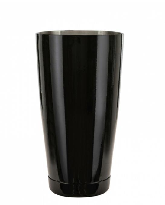 Shakers Boston ,Shaker Boston Bilanciato Premium Mixing Tin 900 ml Nero Lucido