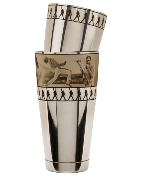 Maggiore Produzioni ,Shaker Boston Edizione Freddie Mercury Figurale 900+500 ml