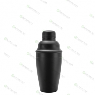 Ultimi in Stock ,Shaker cobbler 23 cl nero opaco