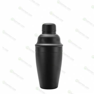 Ultimi in Stock ,Shaker cobbler 35 cl nero opaco