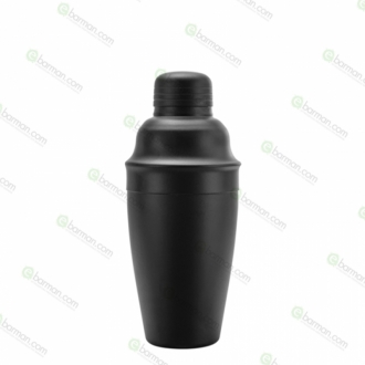 Ultimi in Stock ,Shaker cobbler 50 cl nero opaco
