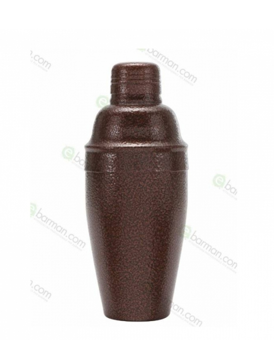 Shakers Cobbler,Shaker Cobbler Continentale 500 ml Old Bronze made in Italy