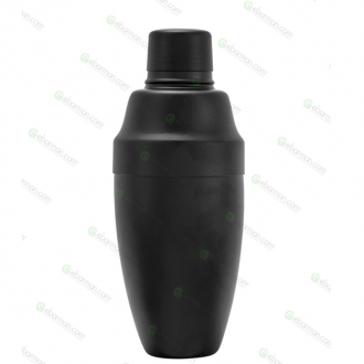 Shakers Cobbler,Shaker Cobbler IRON PRO 500 ml Nero Opaco