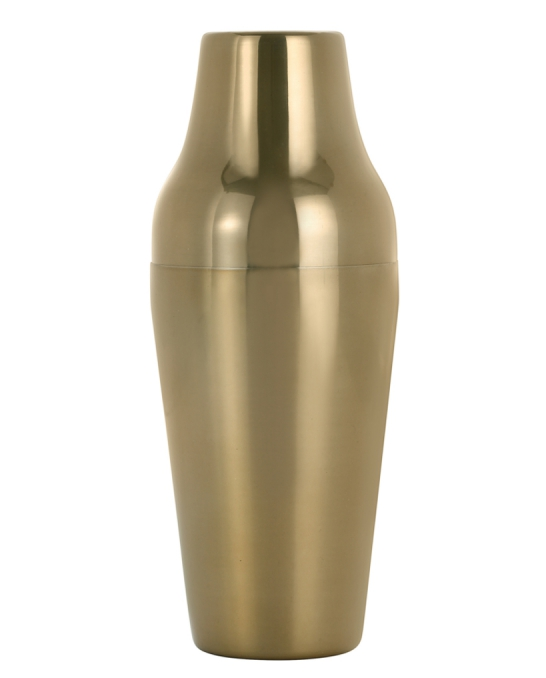 Shakers Parisienne ,Shaker Parisienne classic Oro Antico 600 ml