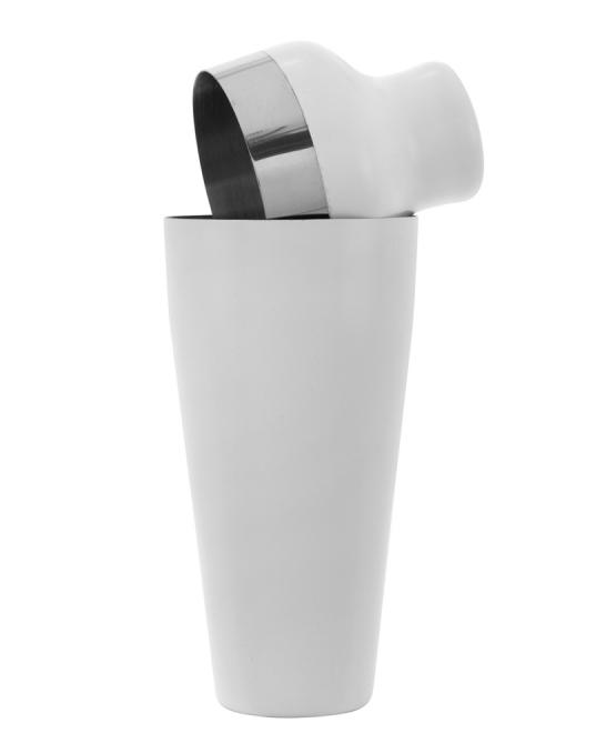 Ultimi in Stock ,Shaker Parisienne narrow Bianco 600 ml