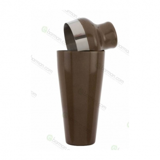 Ultimi in Stock ,Shaker Parisienne narrow Bronzo 600 ml