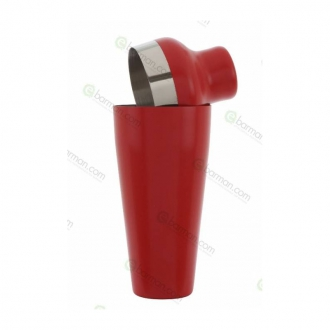 Ultimi in Stock ,Shaker Parisienne narrow Rosso 600 ml