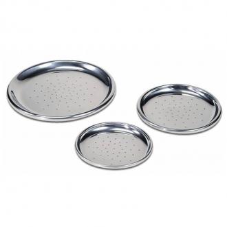 Accessori per Servizio Bar ,Sottobicchiere in acciaio inox set 6 sottobicchieri