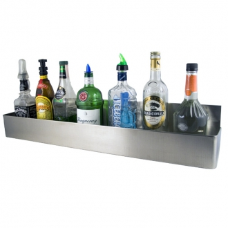 Accessori per Barman ,Speed rack vasca portabottiglie 8 bottiglie 81cm