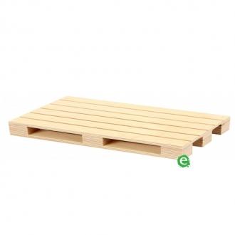 Accessori per Servizio Bar ,Tagliere pallet in legno di betulla 15x40 cm