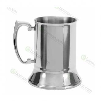 Mug,Tazza Blue Blazer in acciaio 400 ml