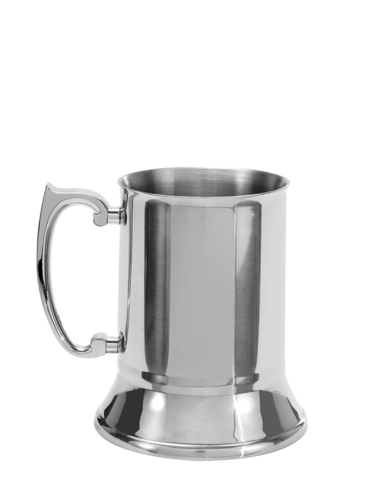 Mug ,Tazza Blue Blazer in acciaio 400 ml
