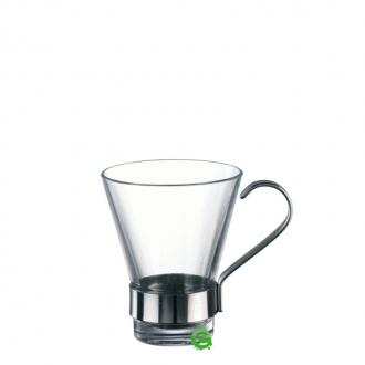 Caffetteria e Latte Art ,Tazza da Cappuccino Ypsilon 22 cl 6pz