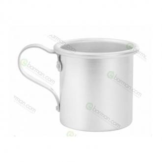 Mug ,Tazza in alluminio 35 cl
