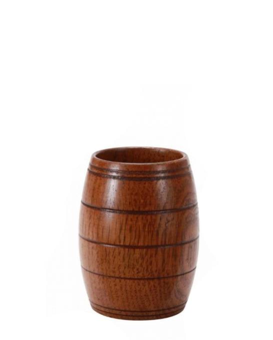 Mug,Tazza Wooden in legno 27 cl