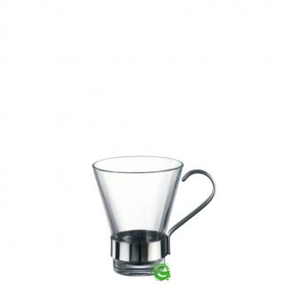 Caffetteria e Latte Art ,Tazzina da Caffè e Punch Ypsilon 11 cl 6 pz