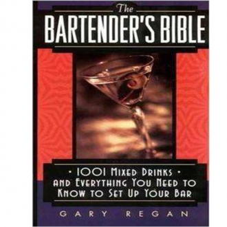 Libri ,The Bartender's Bible.